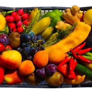 Obst und Gemüse LARGE